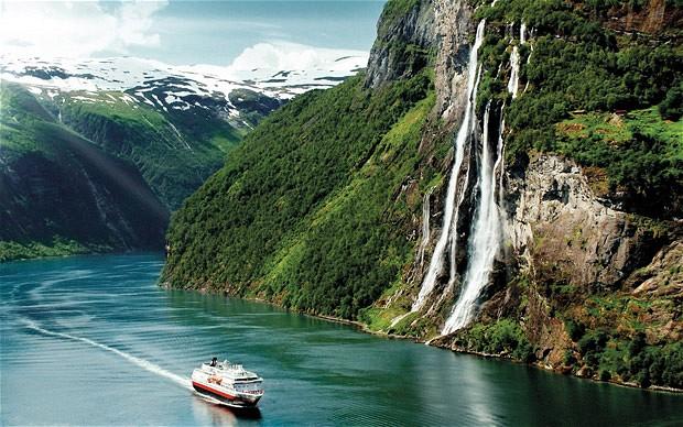 Foto Fiordi Norvegia